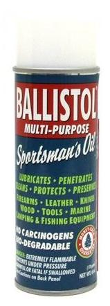 Ballistol Sportsman's Gun Oil  Aerosol Can 6oz
